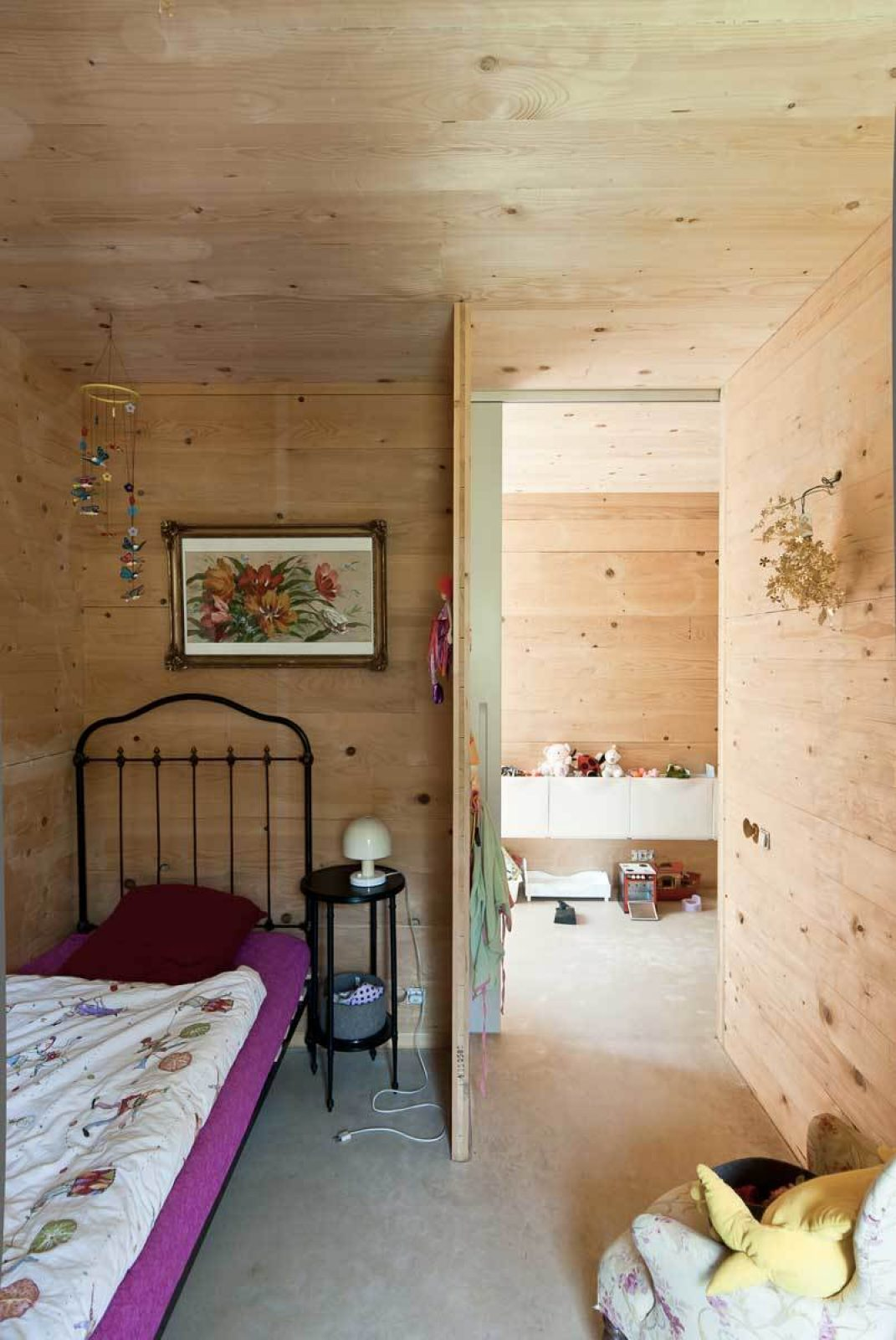 Lyon 12 Interior Bedroom