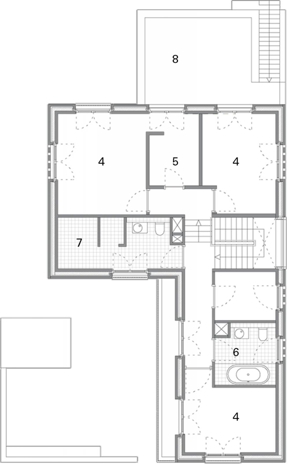 Nesselande Drawing Plan 0
