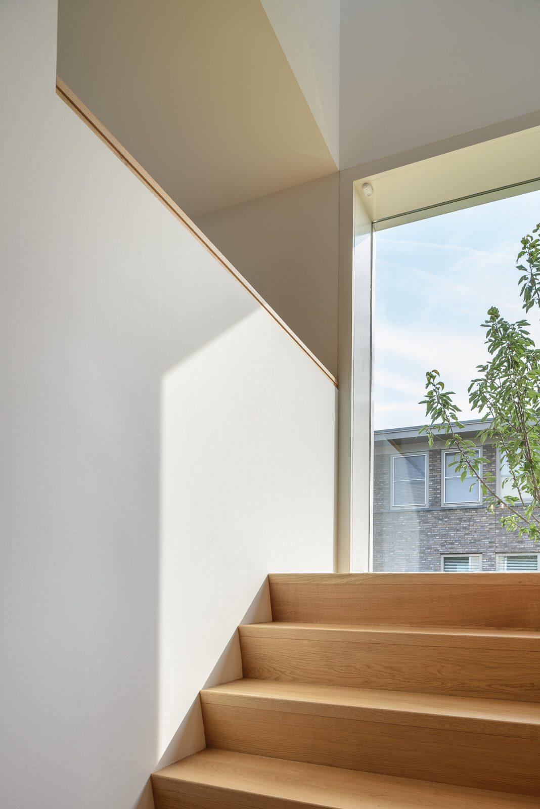 Nesselande Interior Stair 1
