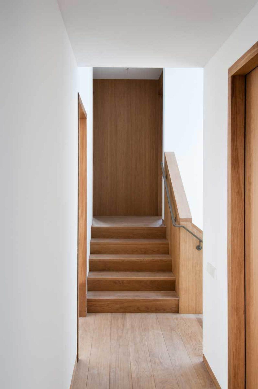 Nesselande Interior Stair Window