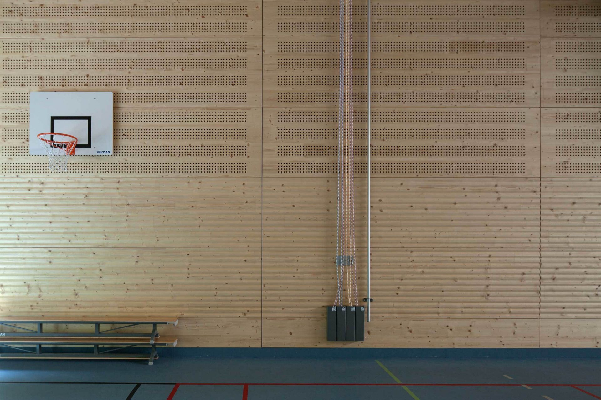 Aj Schreuderschool Gym Close Up
