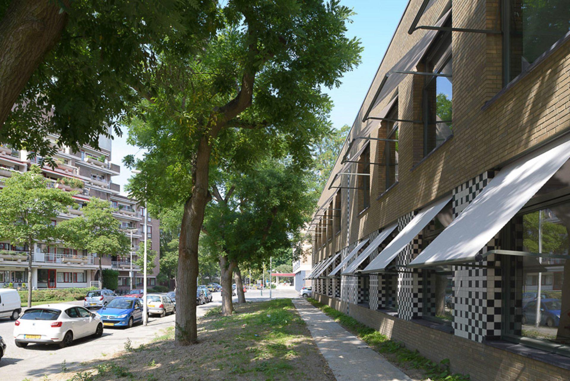 Aj Schreuderschool Side Street