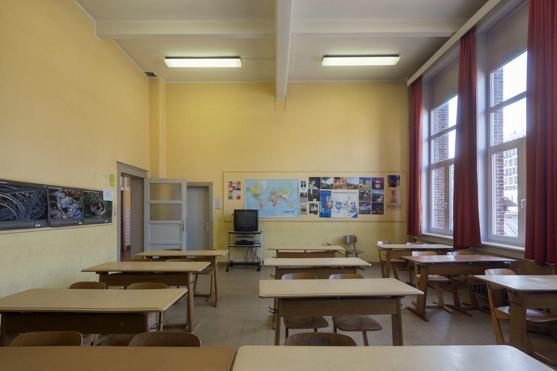 Cadix Va Old Classroom