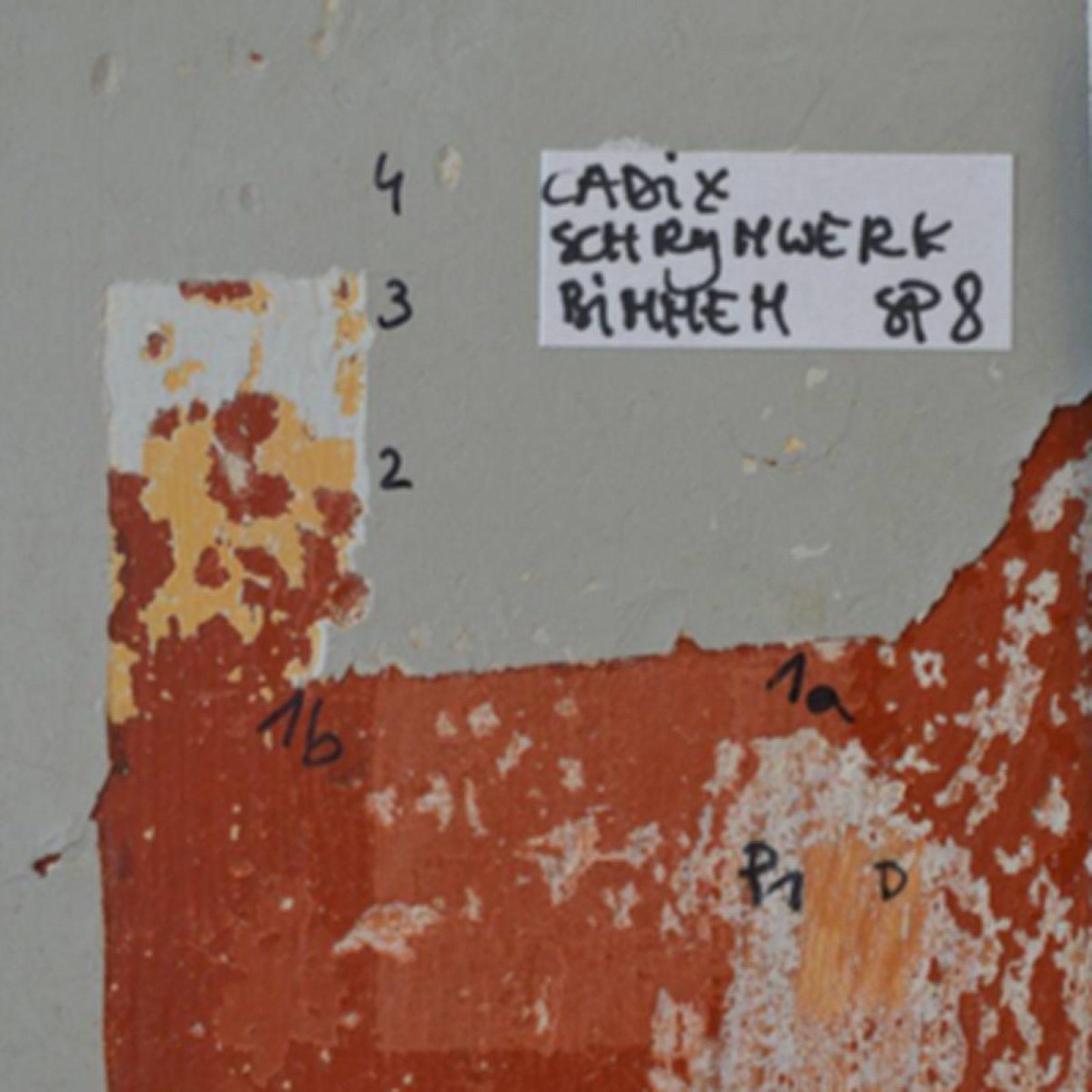 Cadix Va Wall