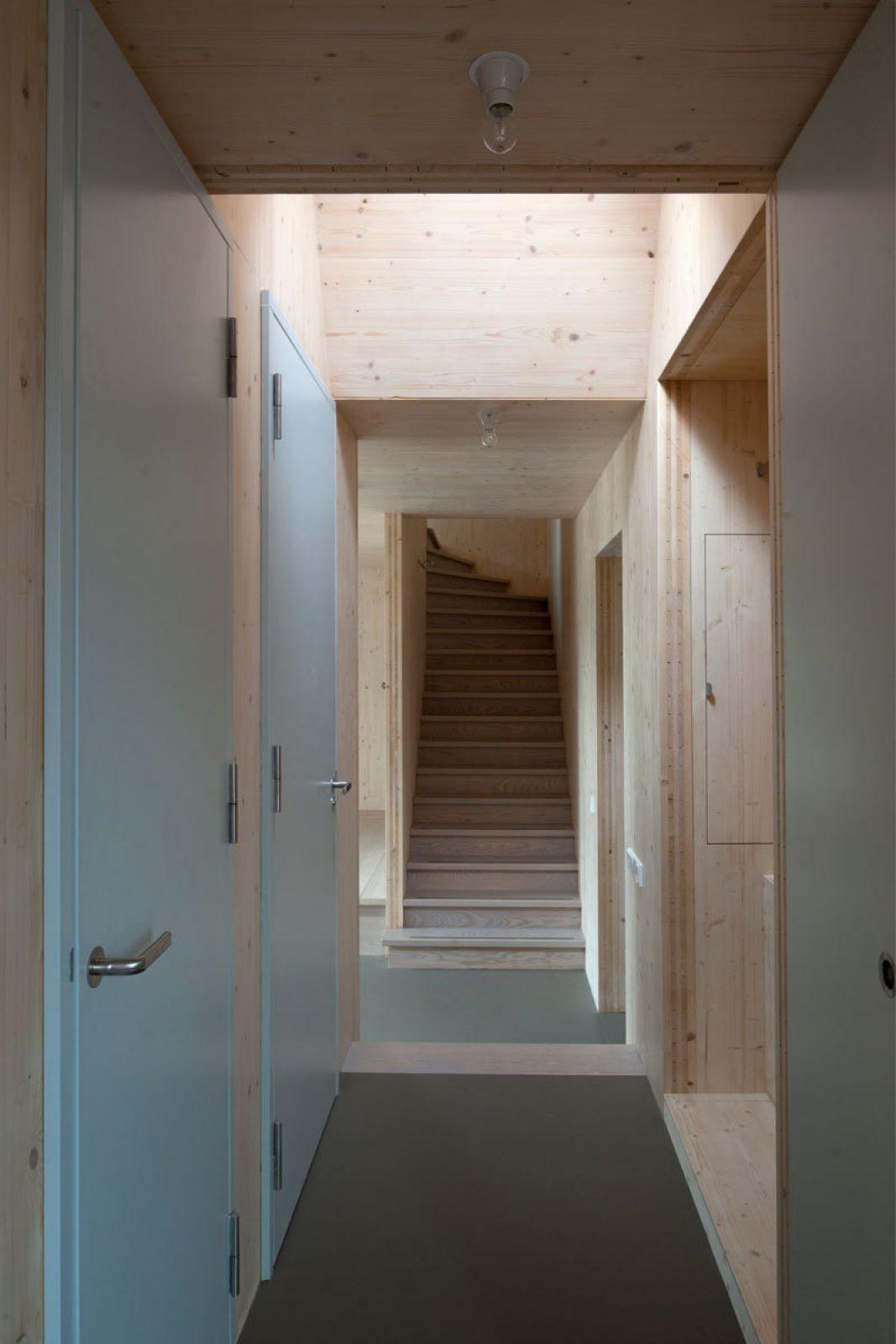Goeree Corridor Doors