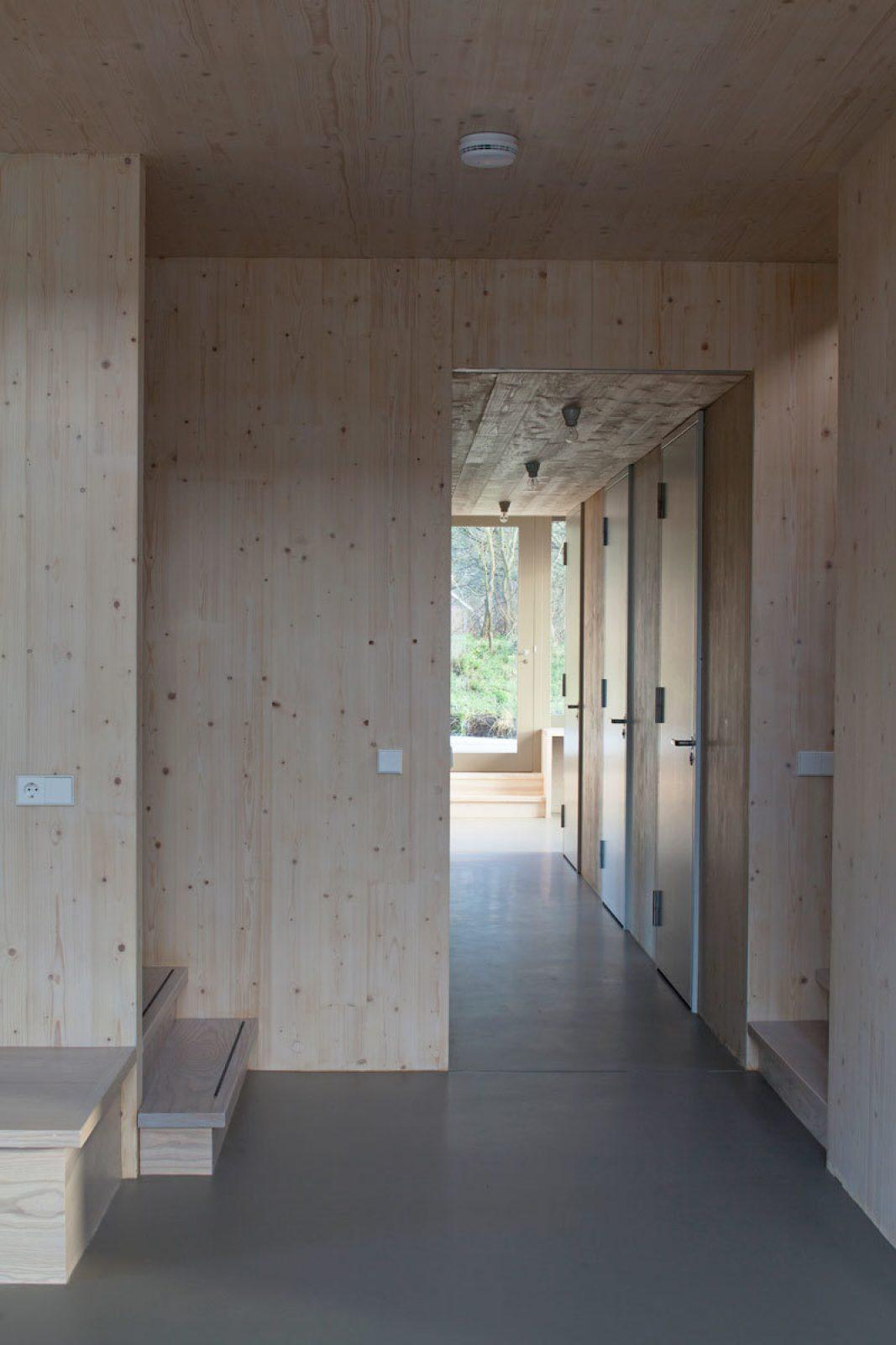 Goeree Hallway Corridor