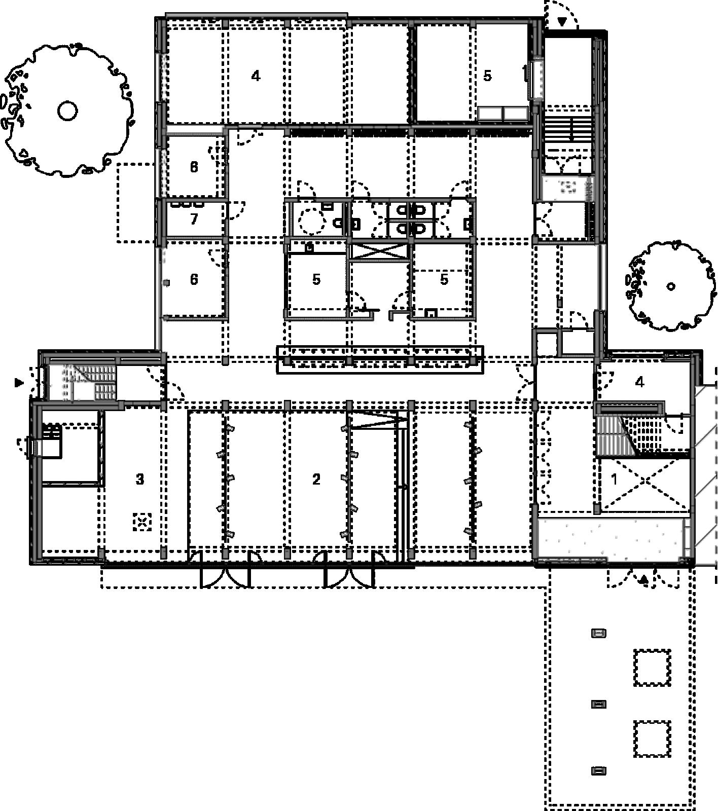 Het Landje Floorplans Ground Floor