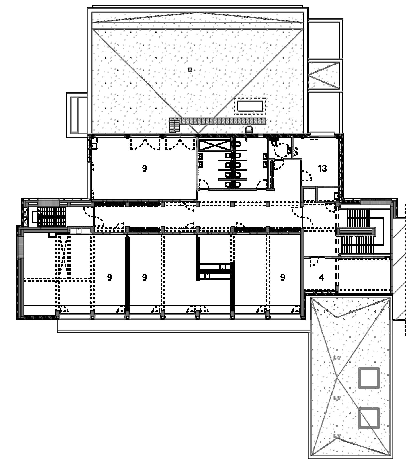 Het Landje Floorplans Third Floor