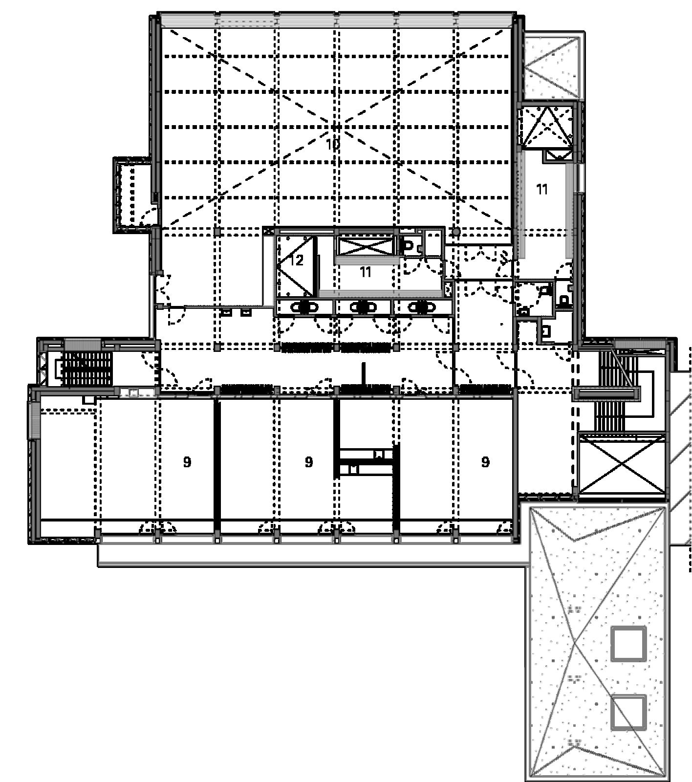 Het Landje Floorplans First Floor