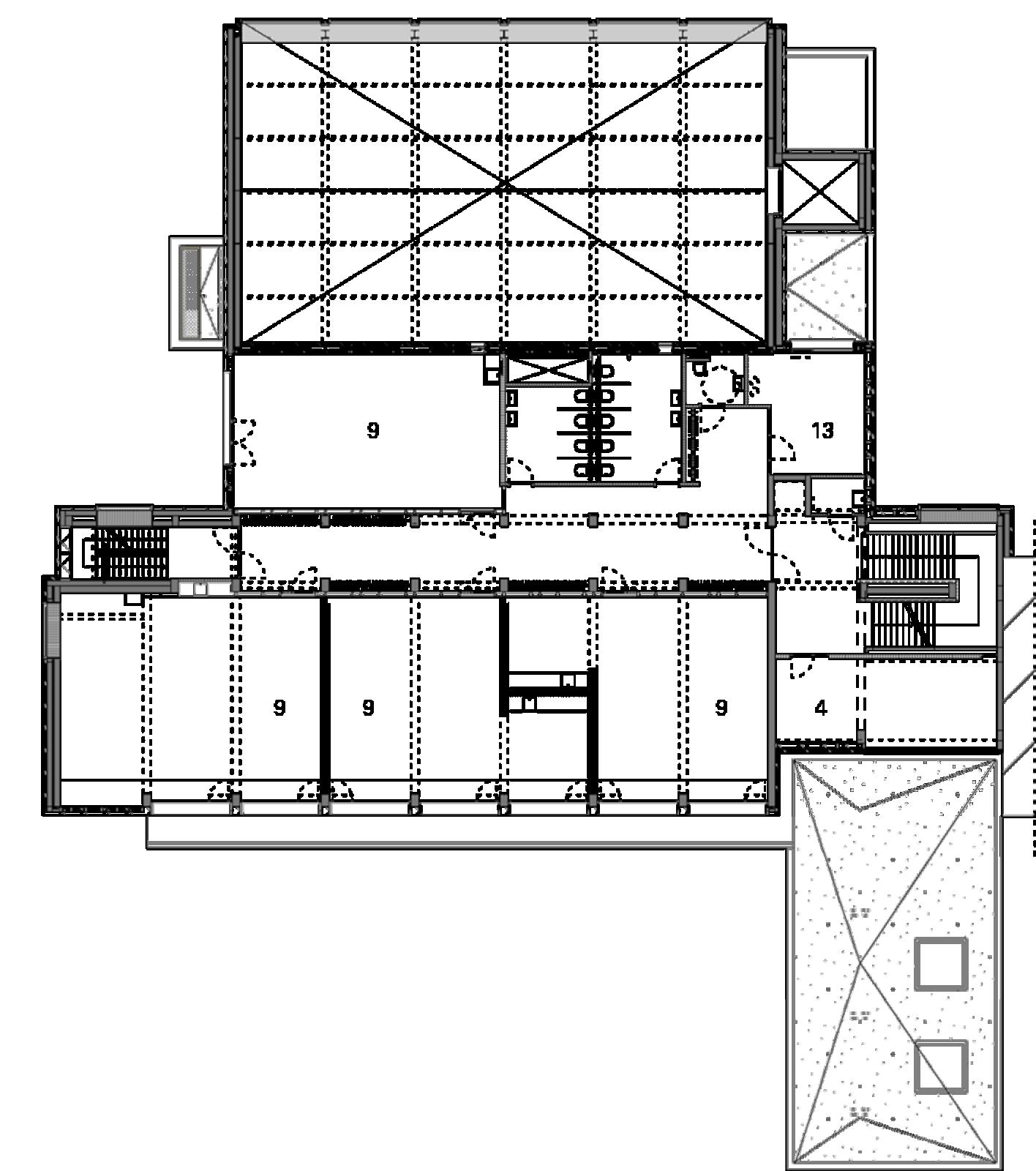 Het Landje Floorplans Second Floor