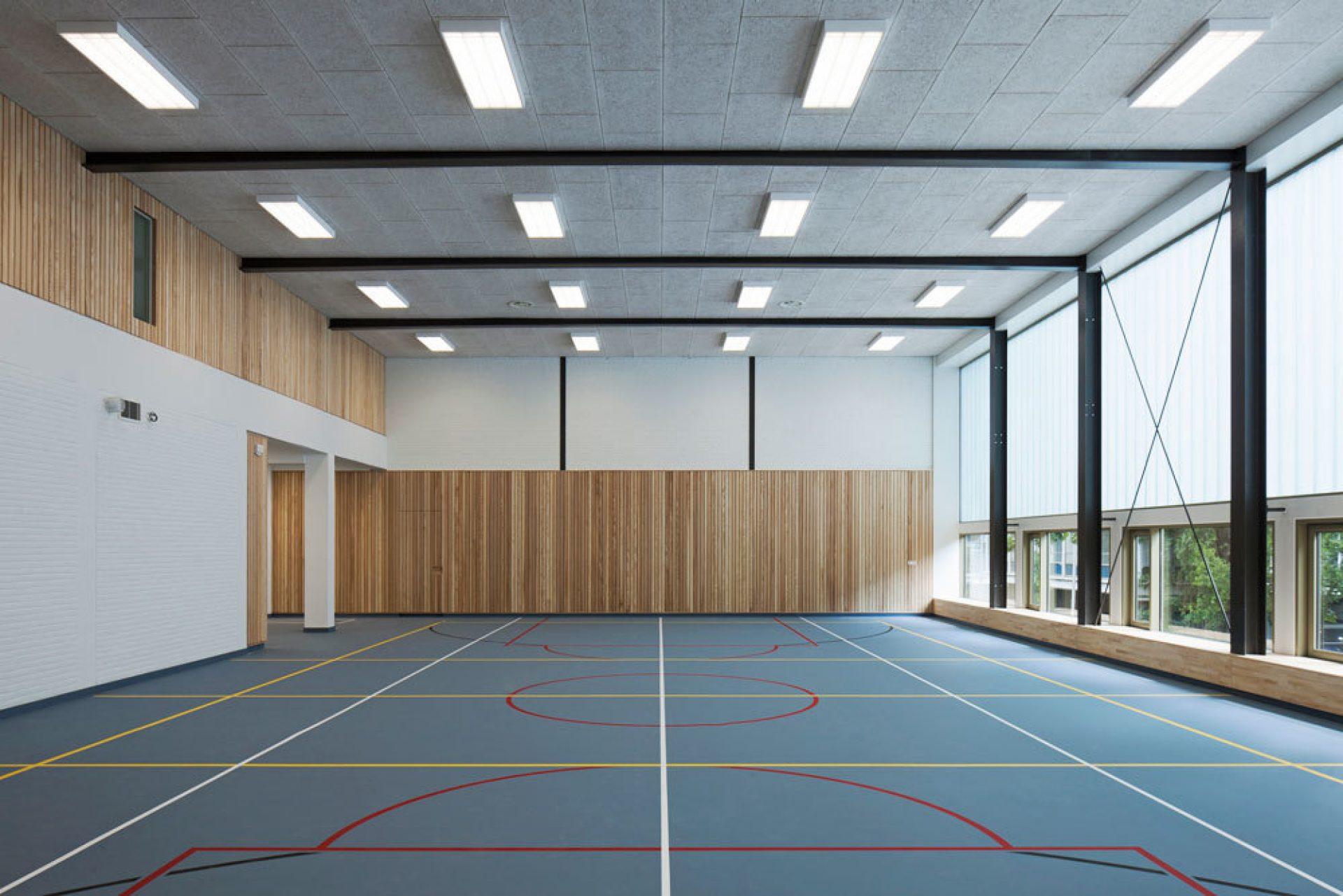Het Landje Gym Empty