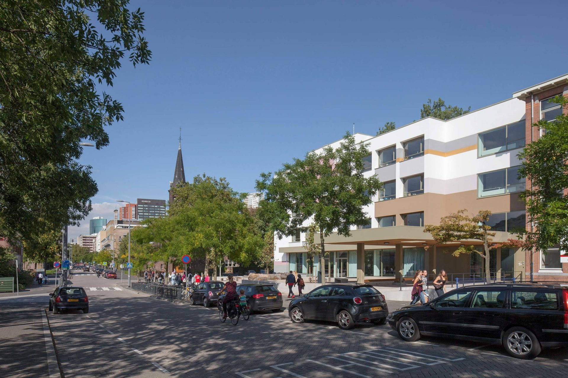 Het Landje Street