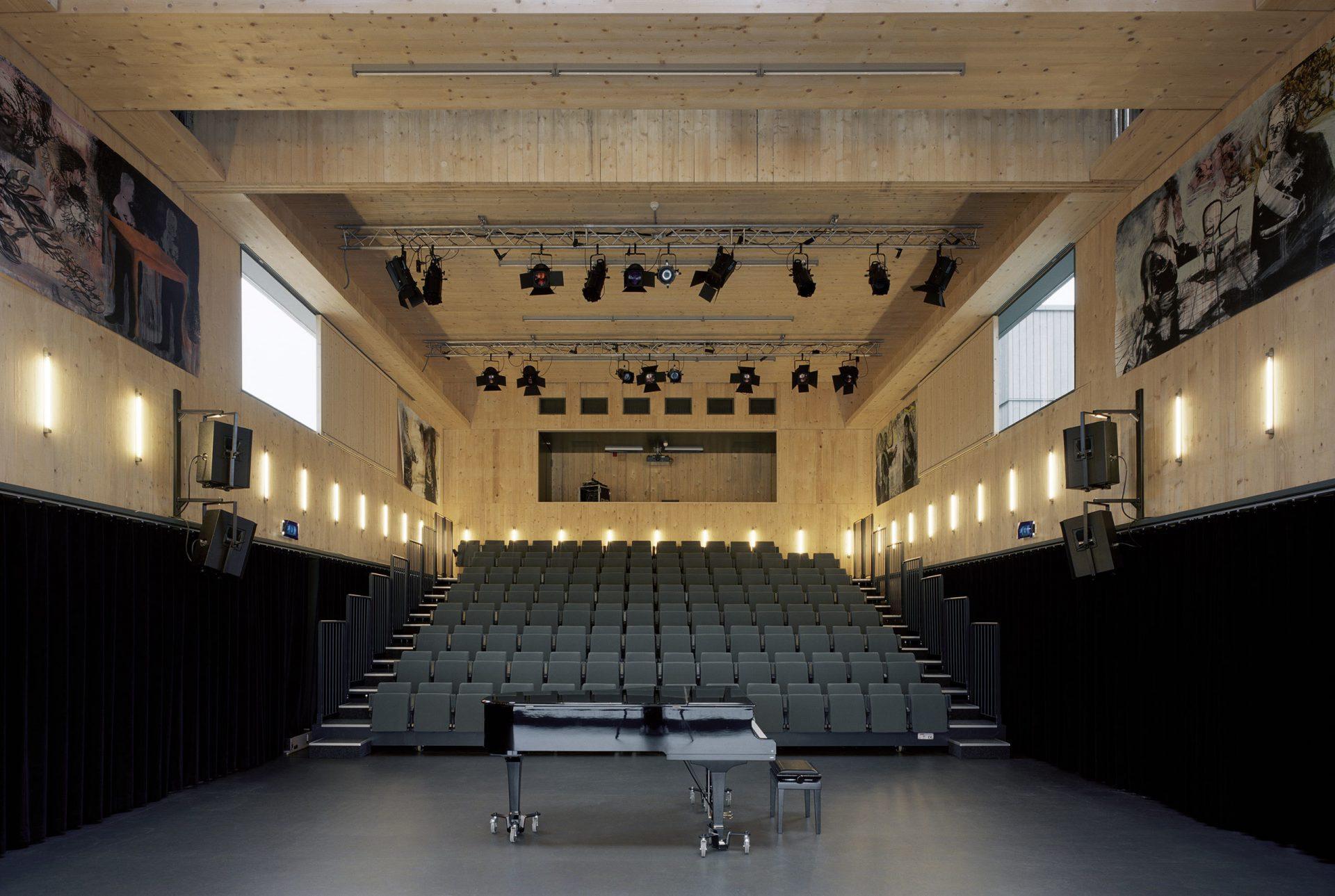 Kamers Auditorium