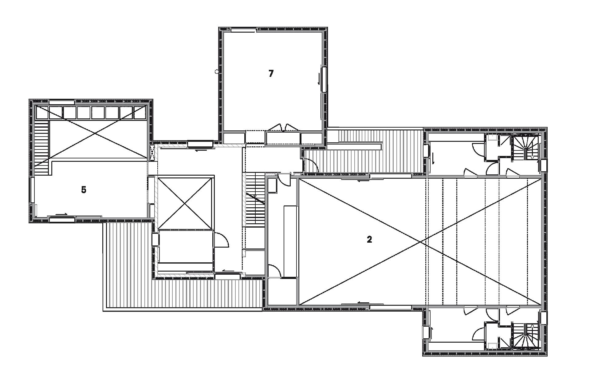Kamers Floorplan 2