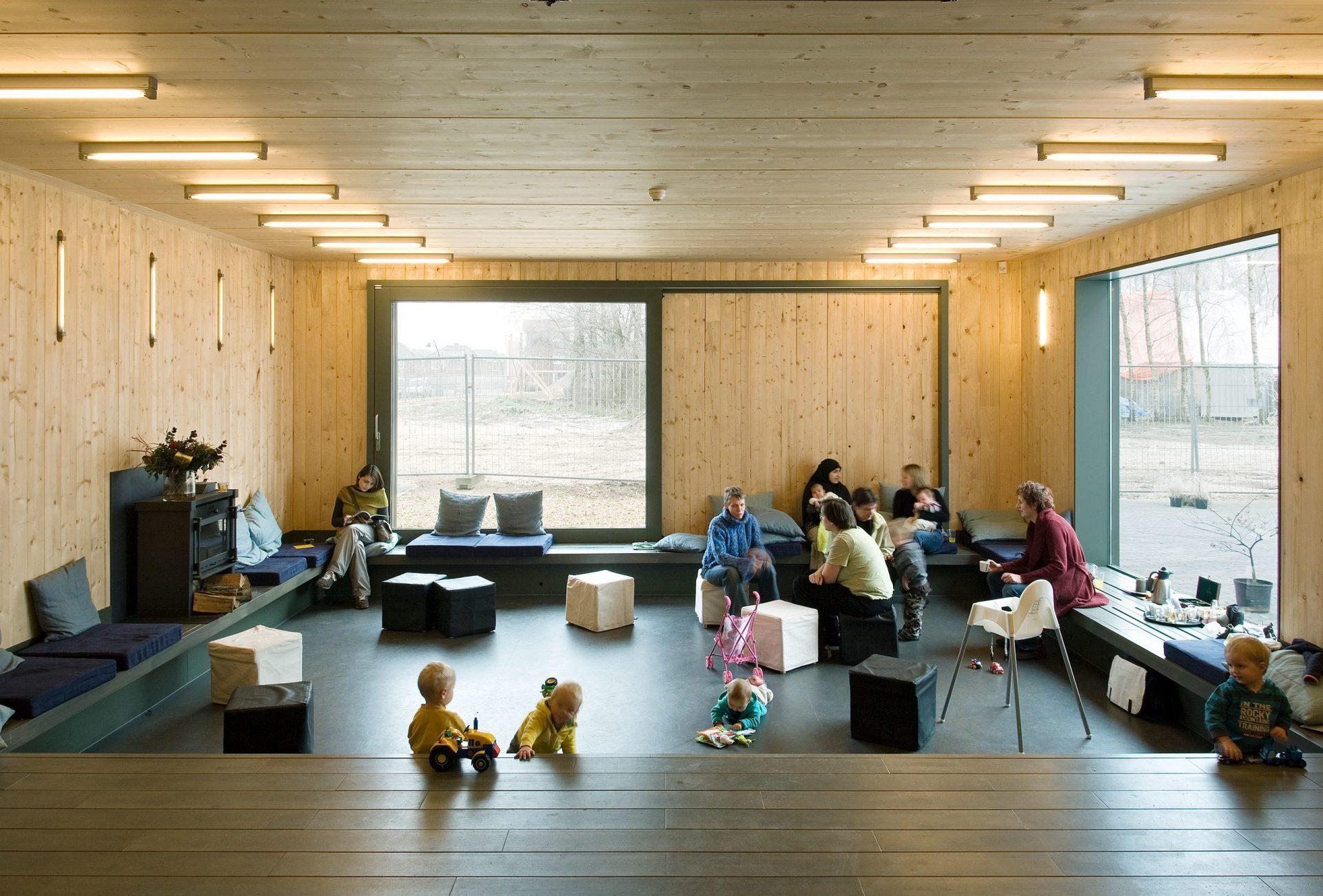 Kamers Living Room