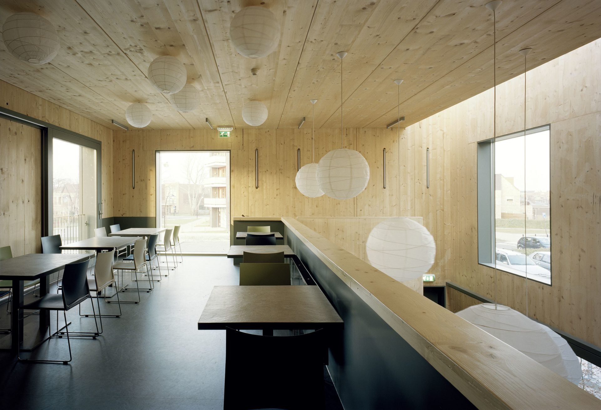 Kamers Lunch Room