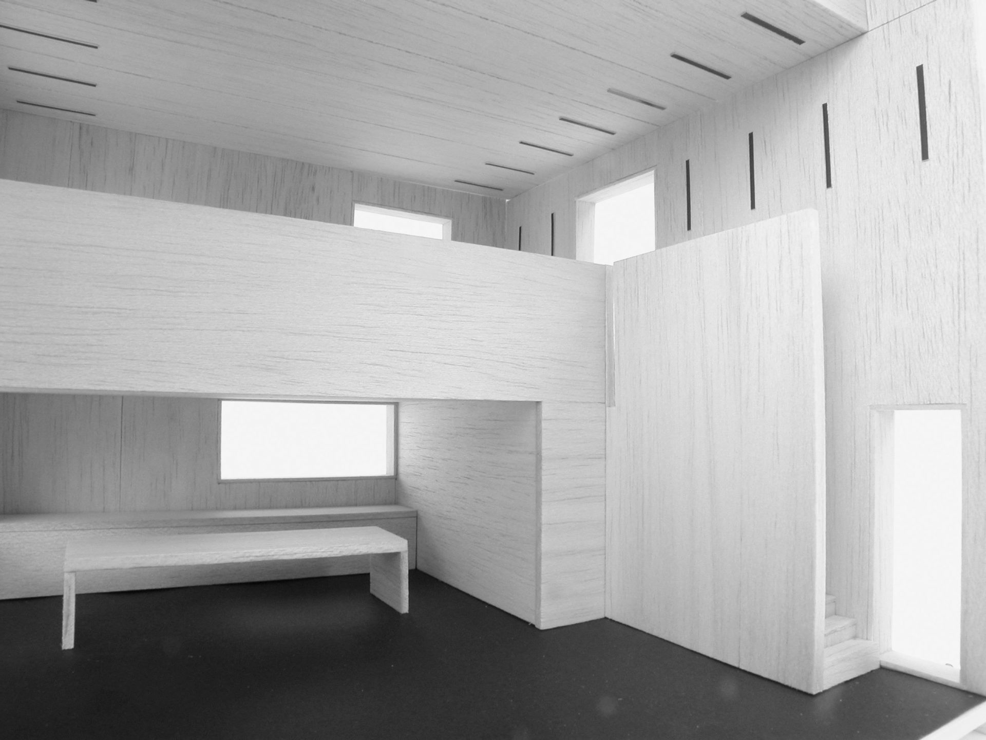 Kamers Model Interior 2