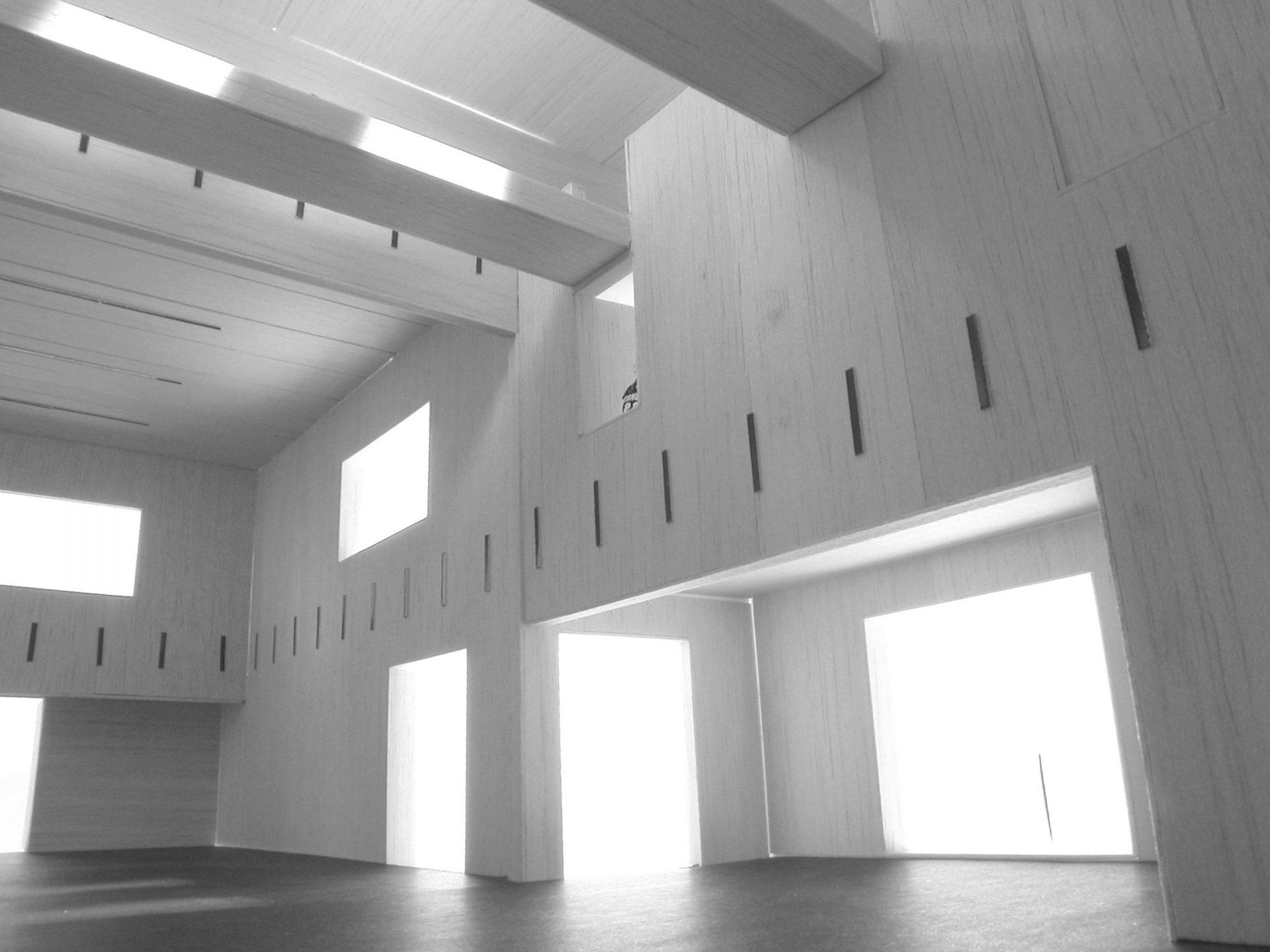 Kamers Model Interior 6