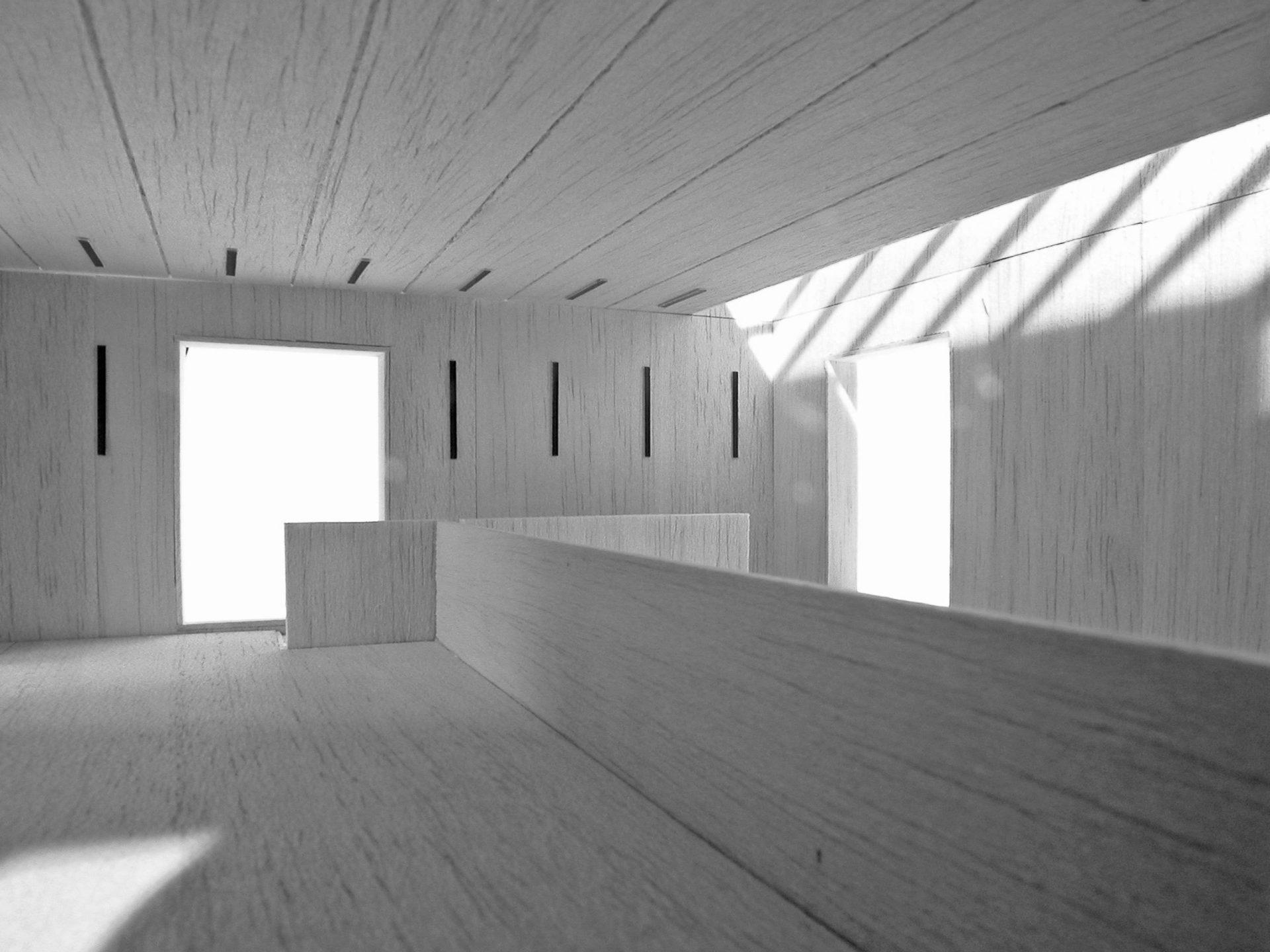 Kamers Model Interior