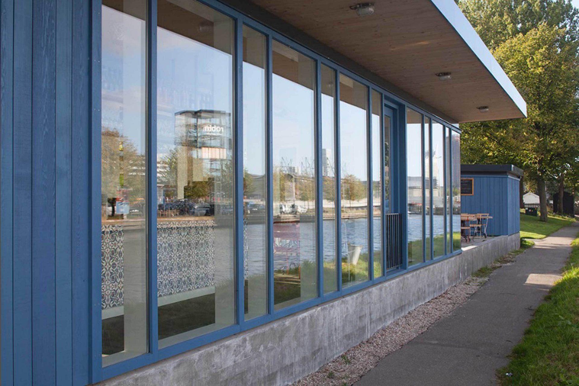 Kobus Side Elev Windows