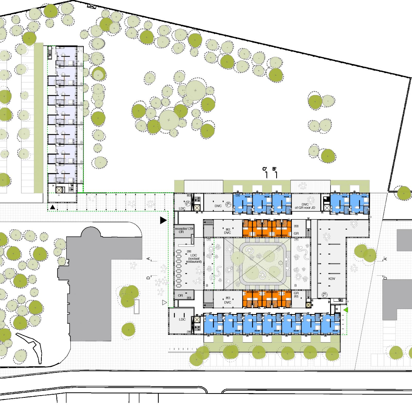 Kruishoutem Floorplan Gv