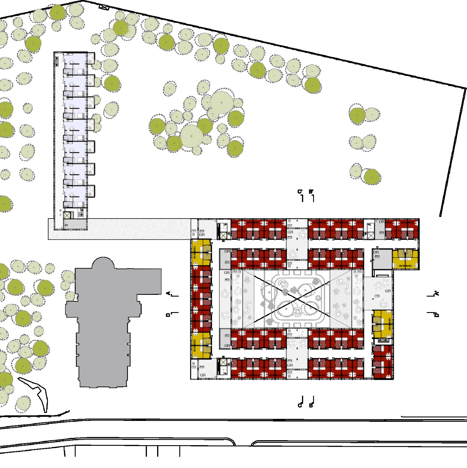 Kruishoutem Floorplan Vd1