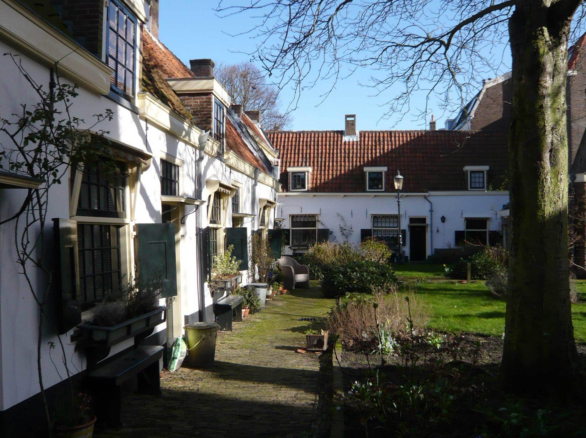 Kruishoutem Old Buildings