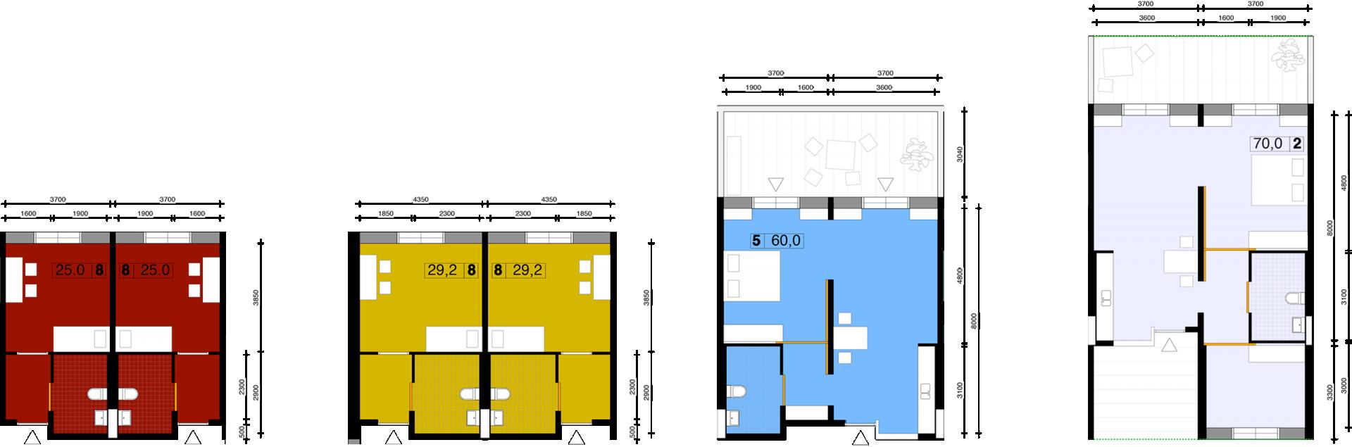 Kruishoutem Rooms