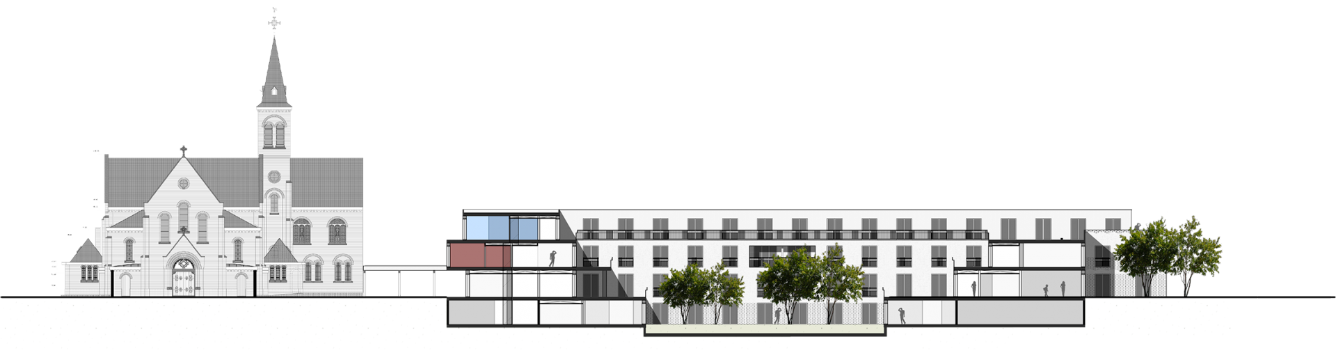 Kruishoutem Section