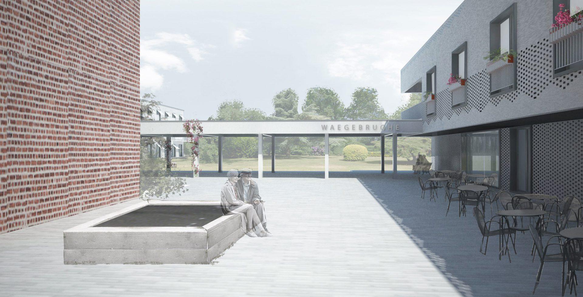 Kruishoutem Terrace