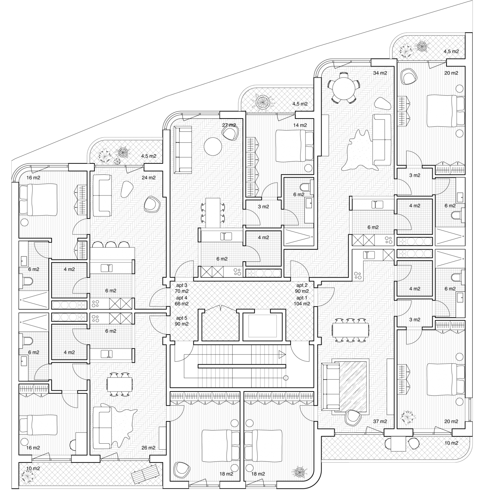 Lebeau Plan Zoom