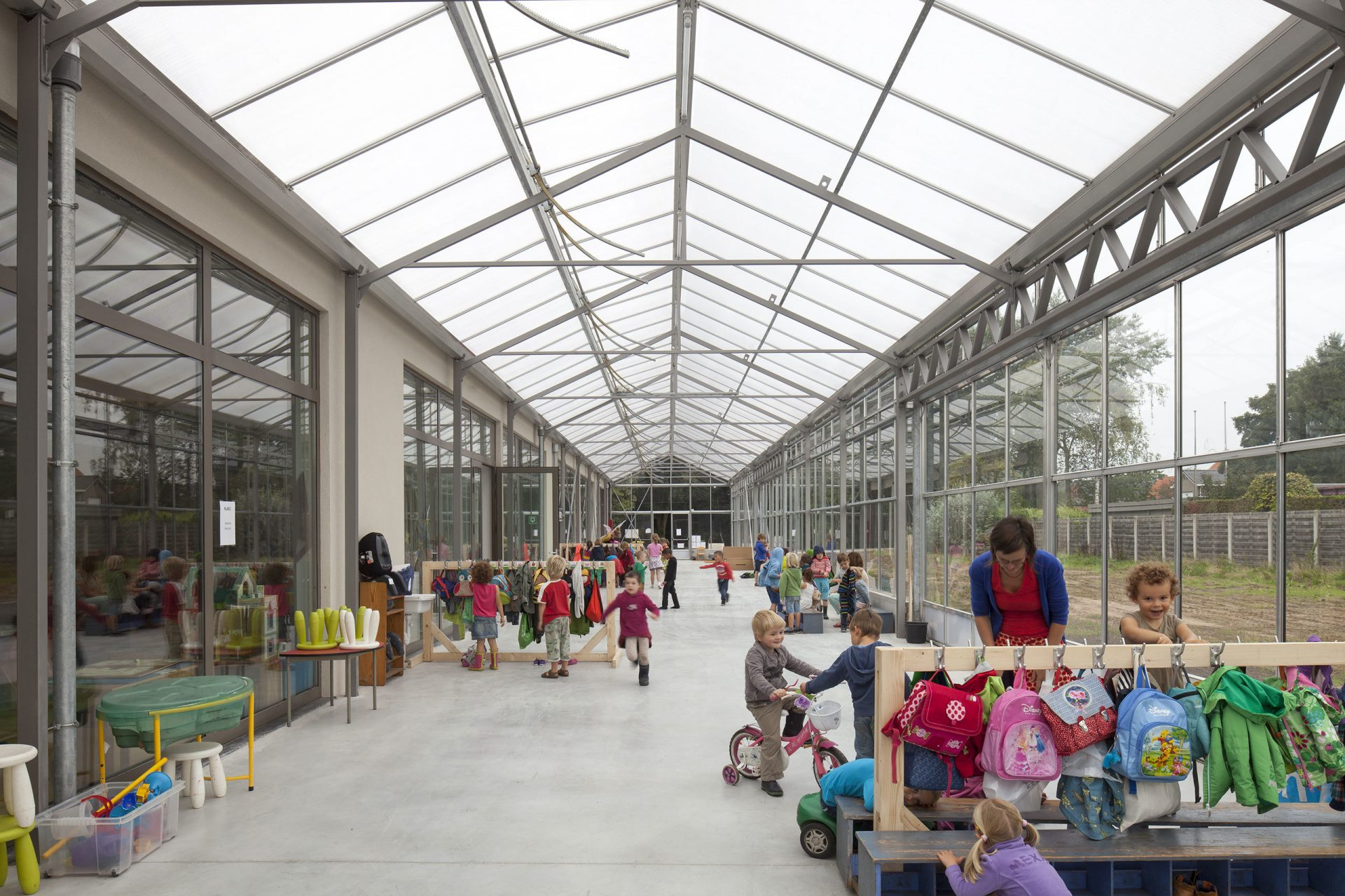 Lille Herentals Basisschool Kapstok
