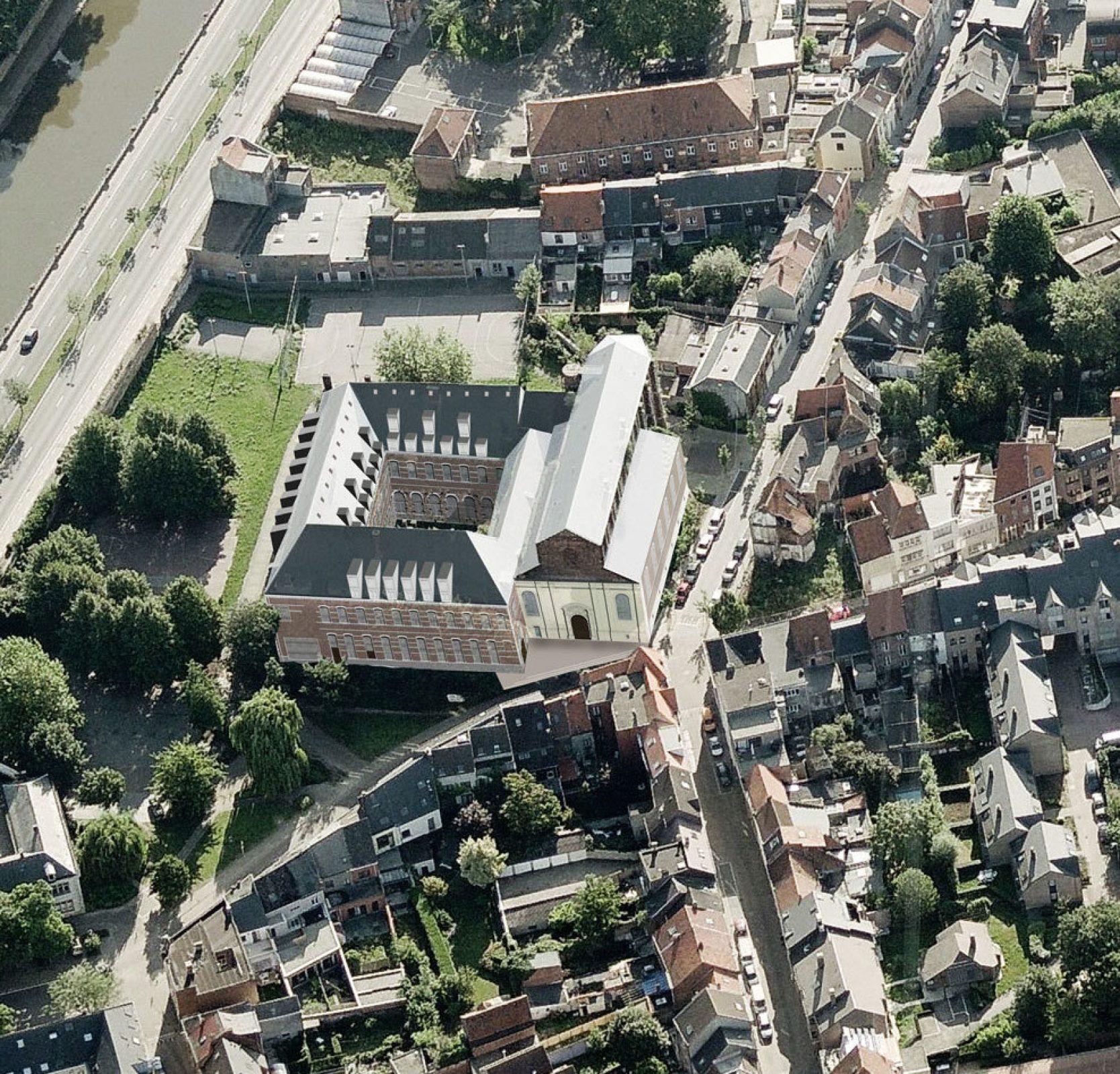 Mechelen Aerial