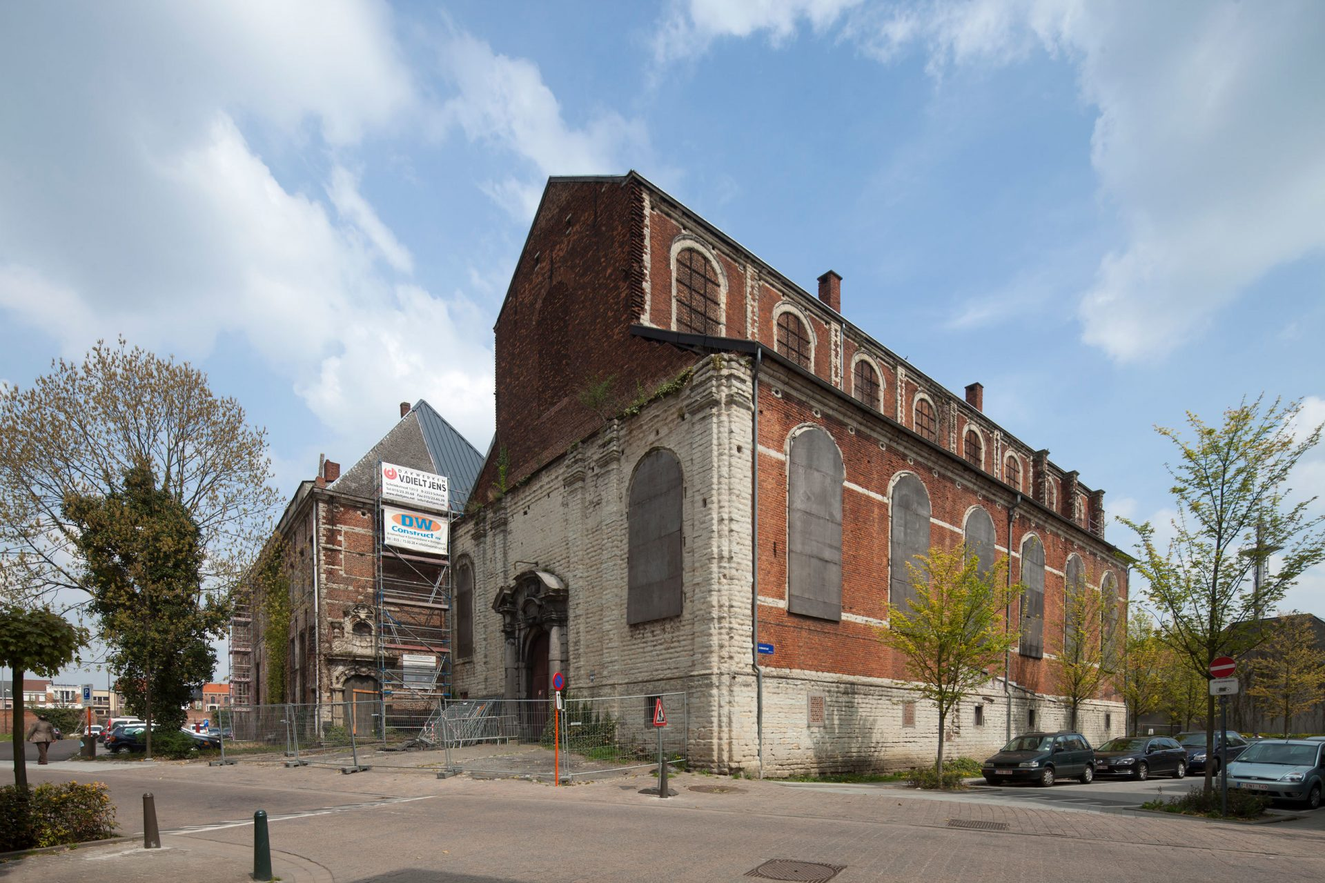 Mechelen Existing Church