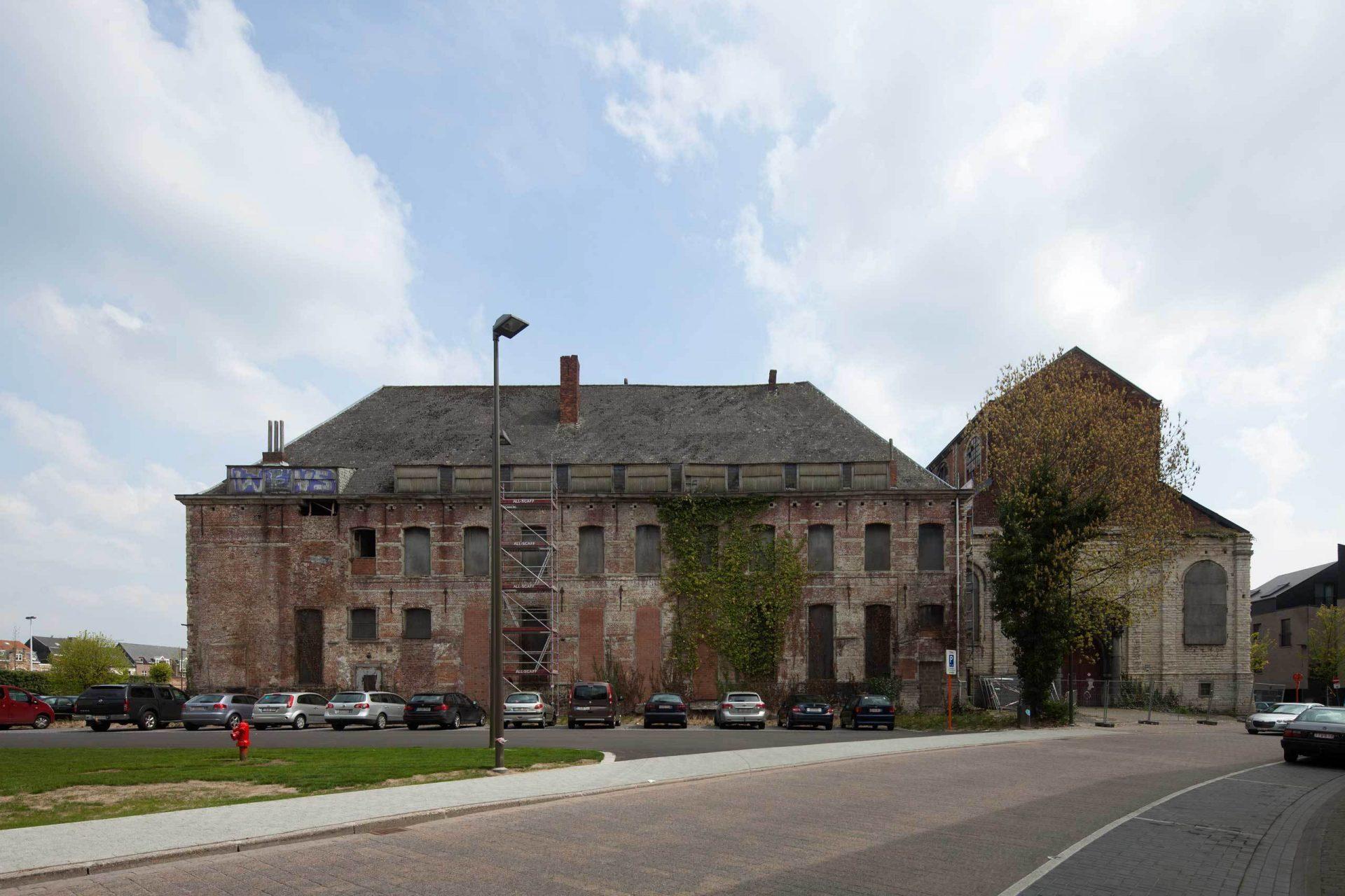 Mechelen Existing Facade