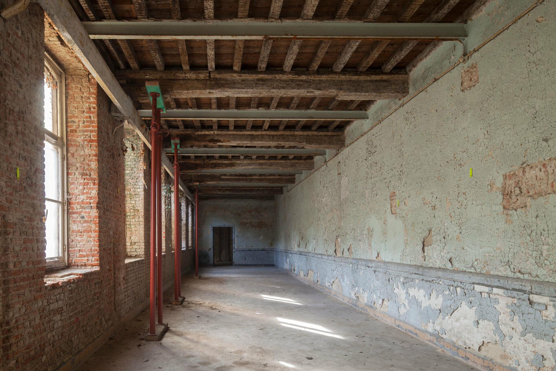 Mechelen Existing Corridor 2F
