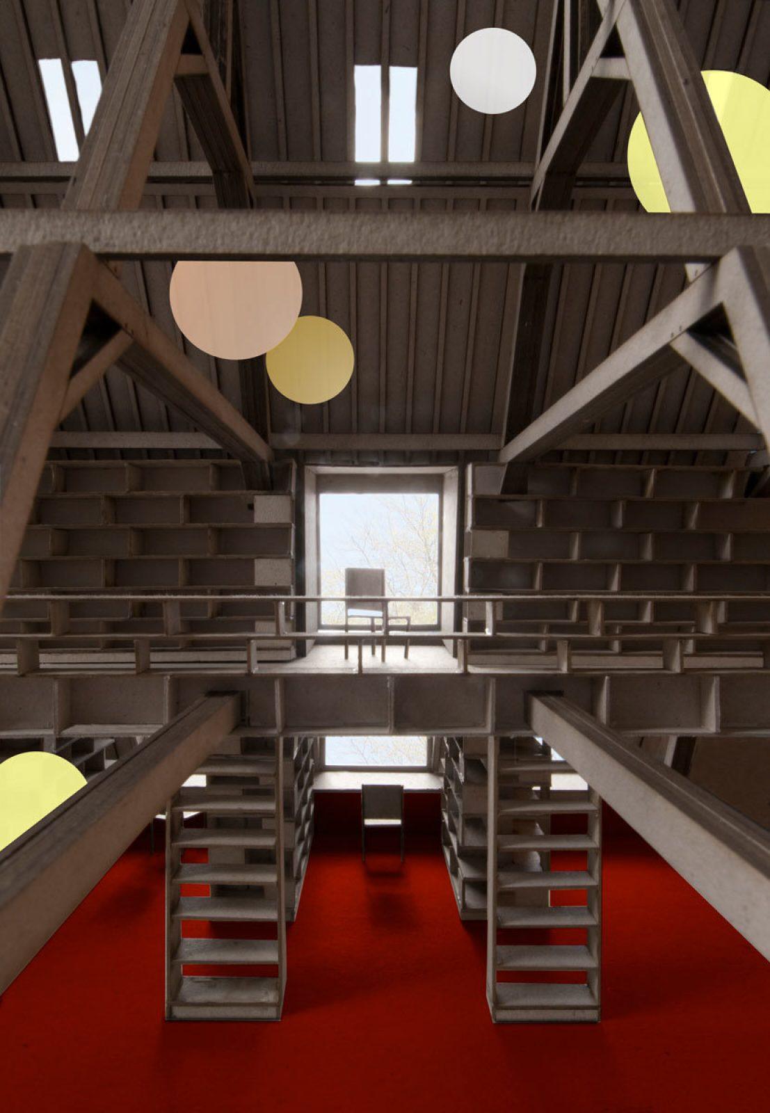 Mechelen Model Interior