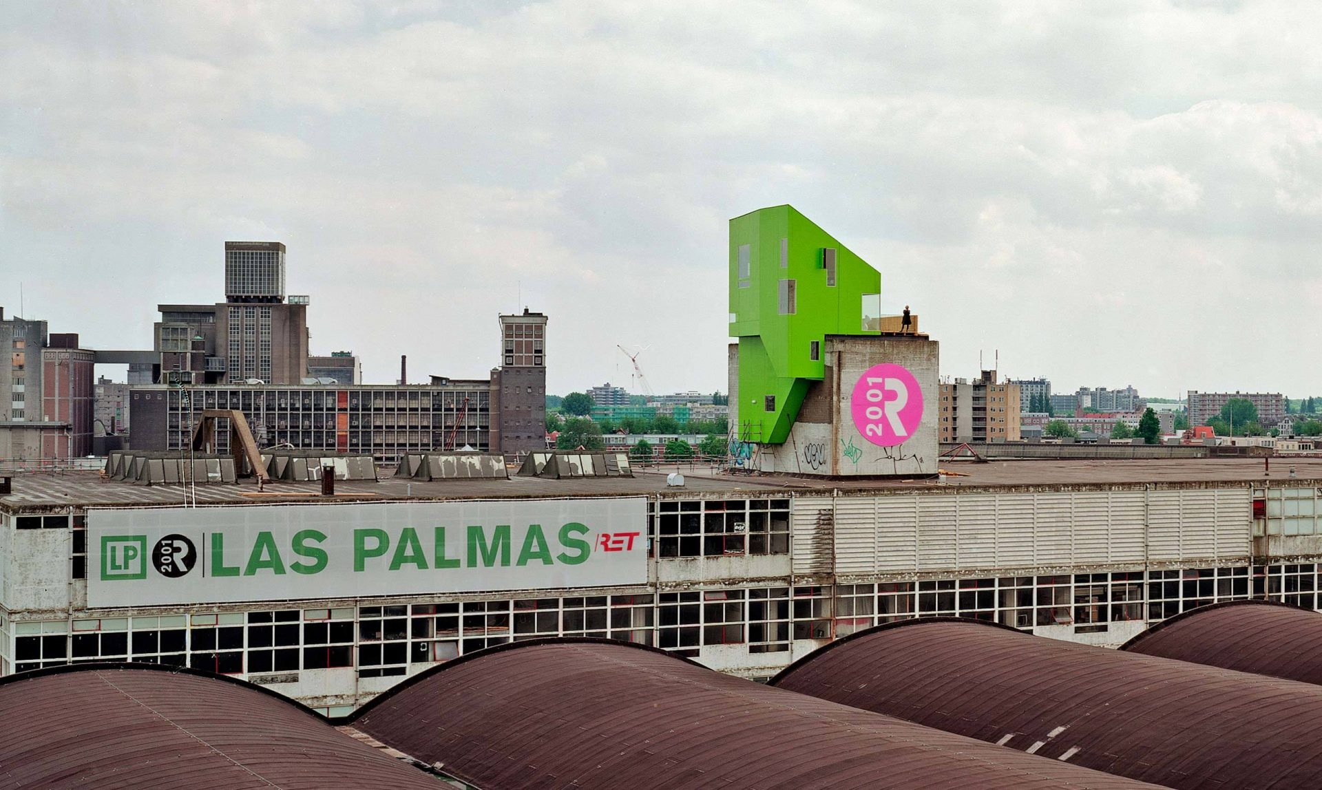 Palmas Roof View