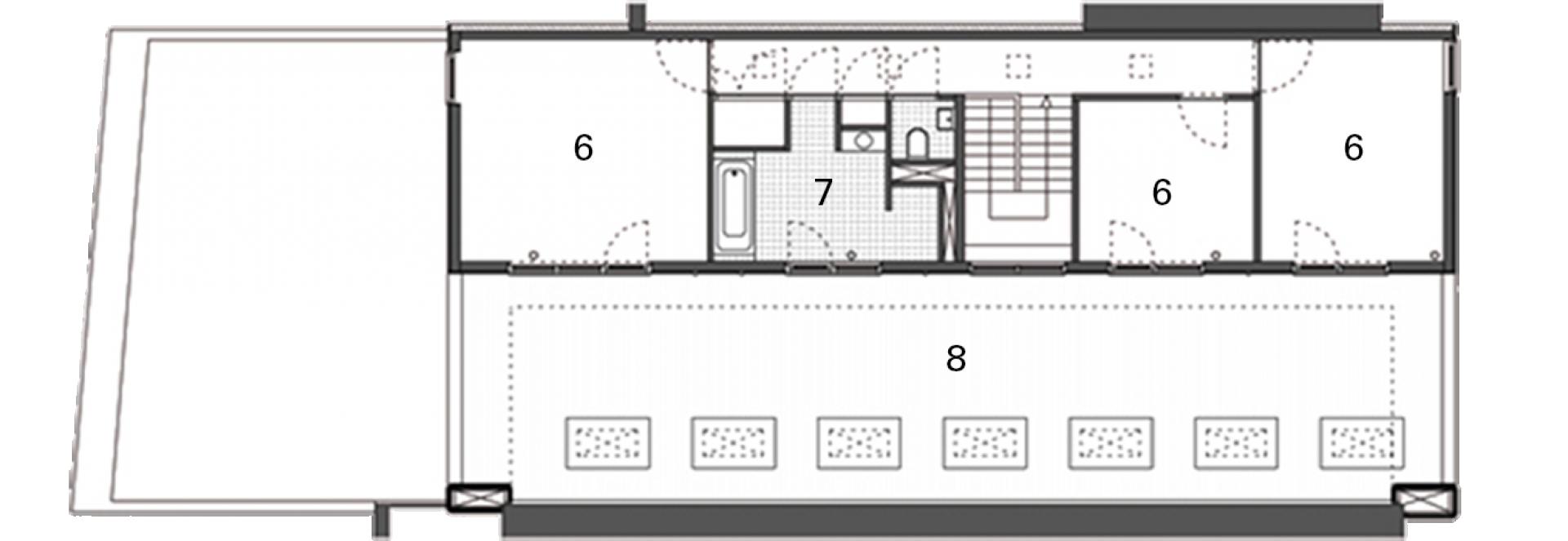 Rieteijland Floorplan 1