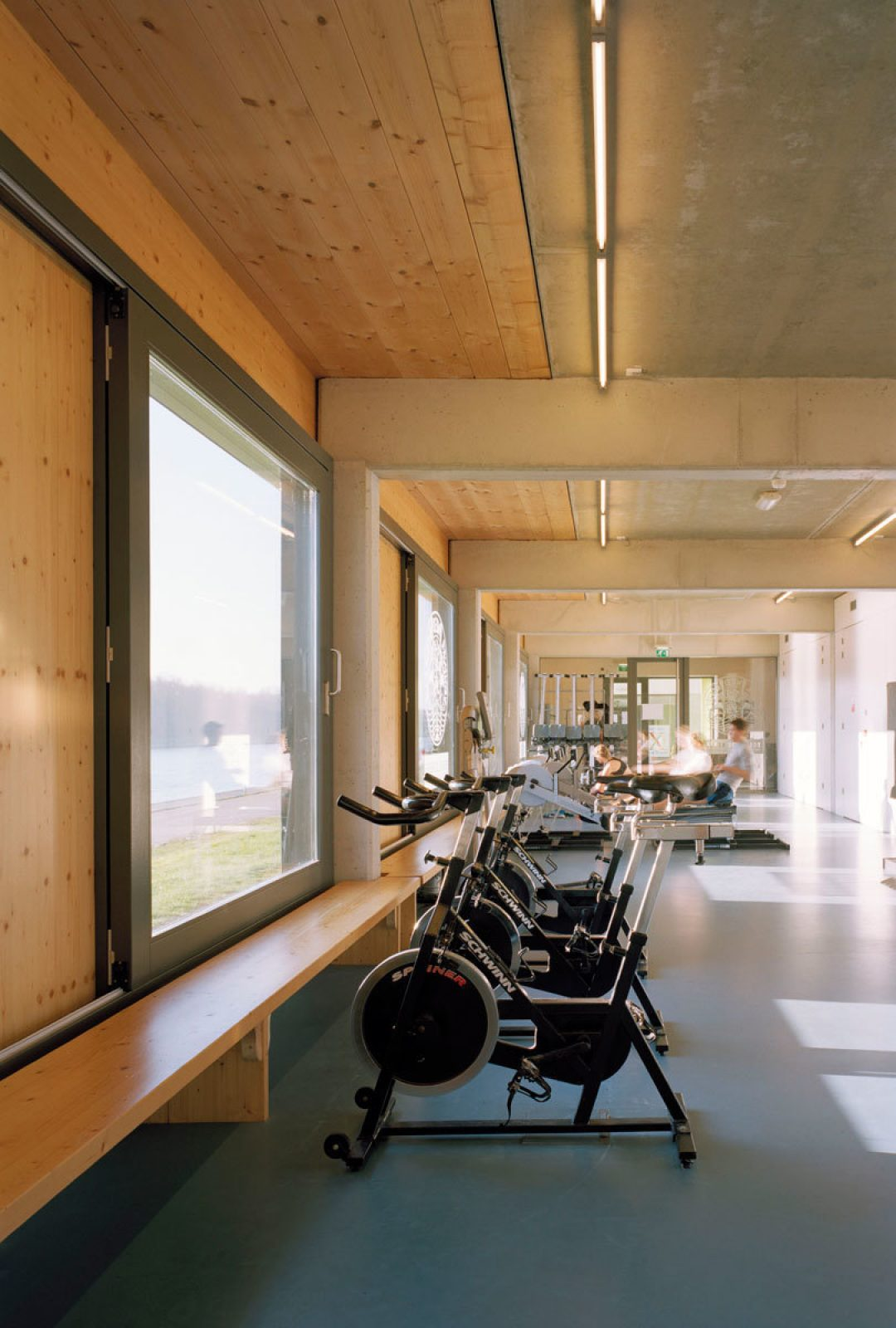 Rowing Building Gym2