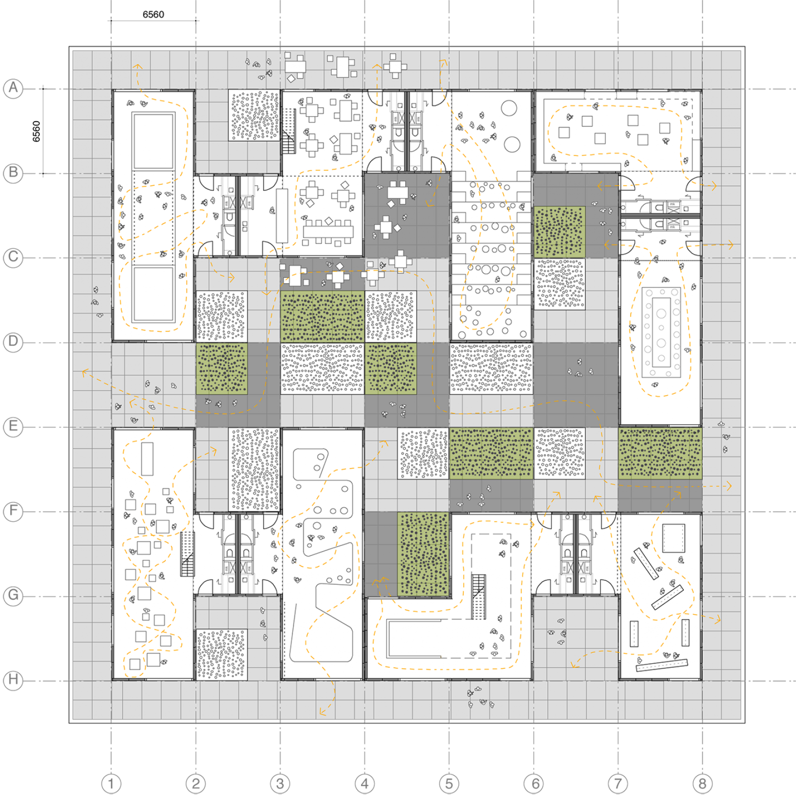 Strijp Floorplan Serie 8