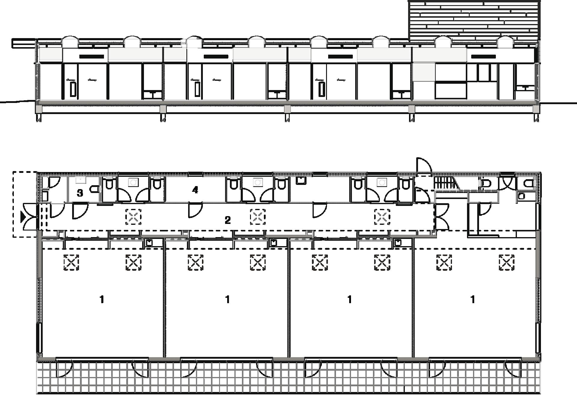 Toermalijn Floorplan Section