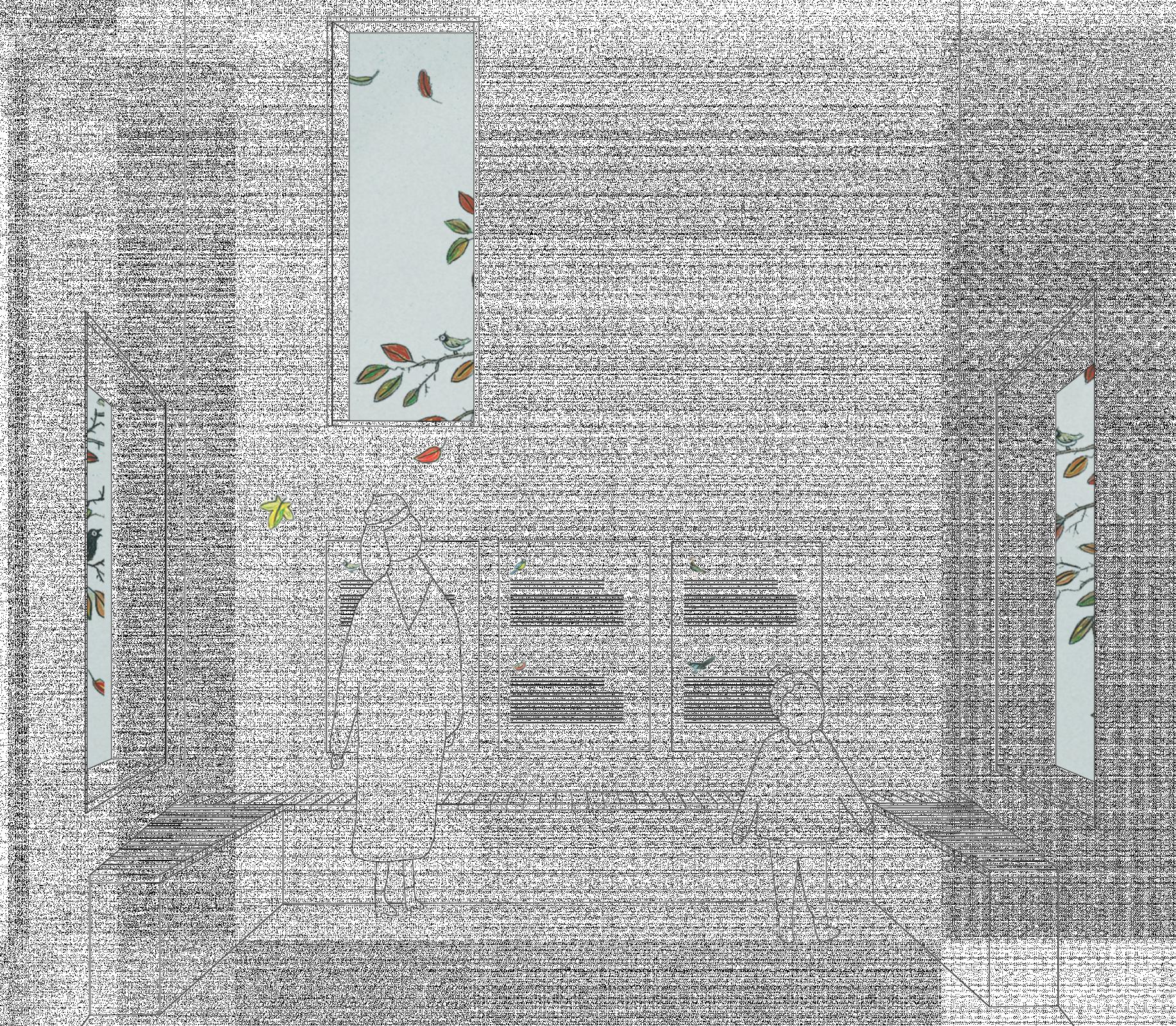 Toren Interior Room Birds