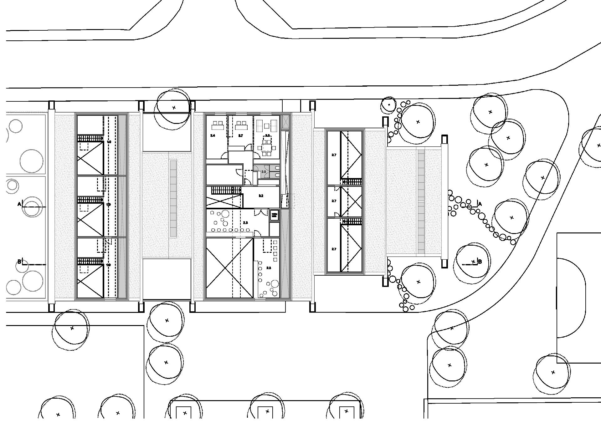 Ulm First Floor