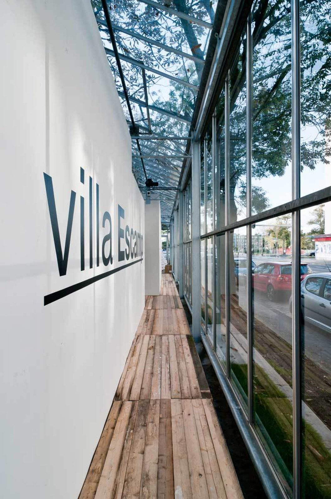 Villa Escamp Corridor