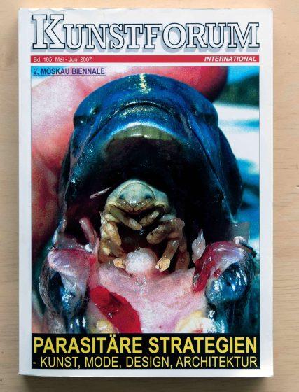 Kunstforum Cover Dsc 4849